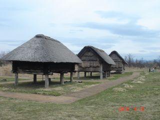 大型掘立建物 (1)