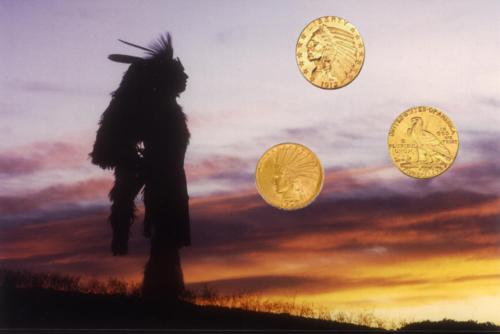 インディアンコインイメージ