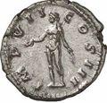 コインの裏面に刻まれたエウェントゥス・ボヌス