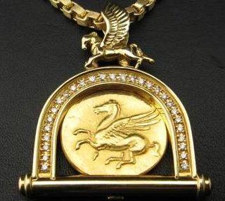 ペガサス ゴールドコイン