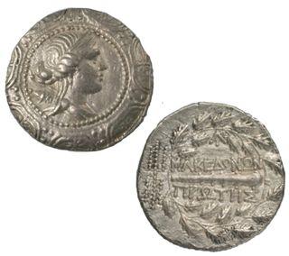 アルテミスのコイン