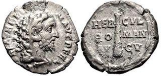 コンモドゥスのコイン