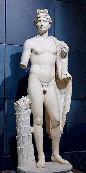 ゲニウス像