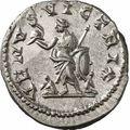 コインの裏面に刻まれたヴィーナス