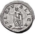 コイン裏面に描かれたスペス