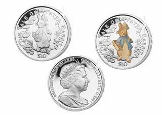 ピーターラビットコイン