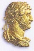 ハドリアヌス肖像