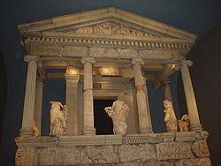 クサントスのネレイド記念堂