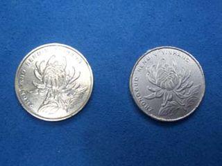 中国偽コイン