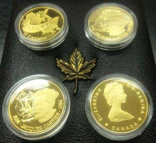 カナダ100ドル