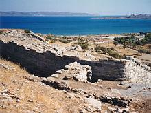 ローリオン銀鉱山