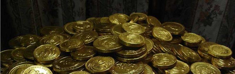 金貨ヘッダー
