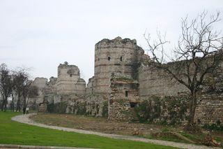 テオドシウス城壁