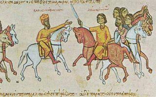 バシレイオスとその子供