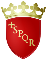 SPQR 盾