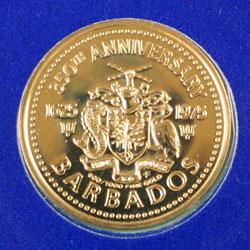 バルバドス 金貨