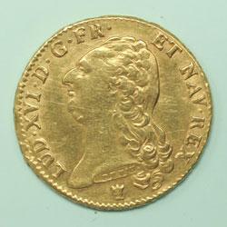 金貨2ルイドール