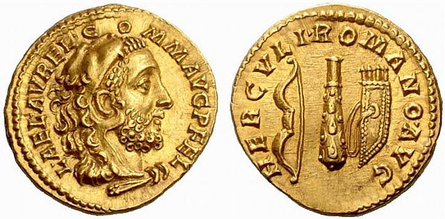コンモドゥス金貨