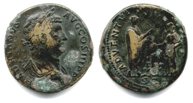 Hadrianadventuithraciaesc