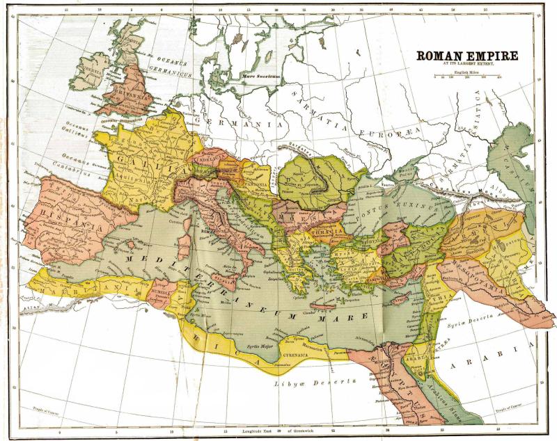Maps-roman-empire-peak-150AD