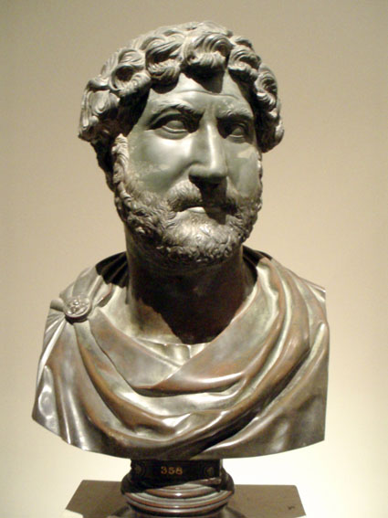 BustOfHadrian